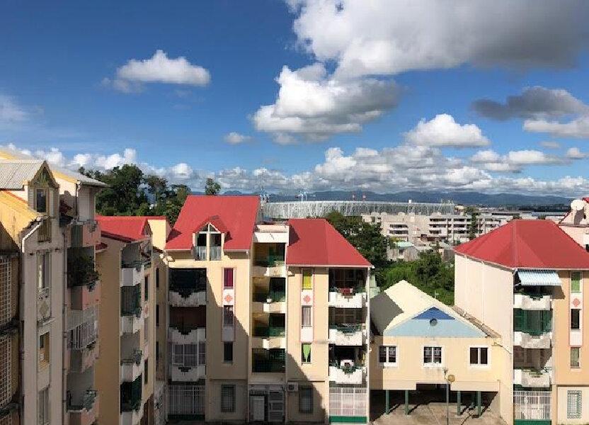 Appartement à vendre 60m2 à Pointe-à-Pitre