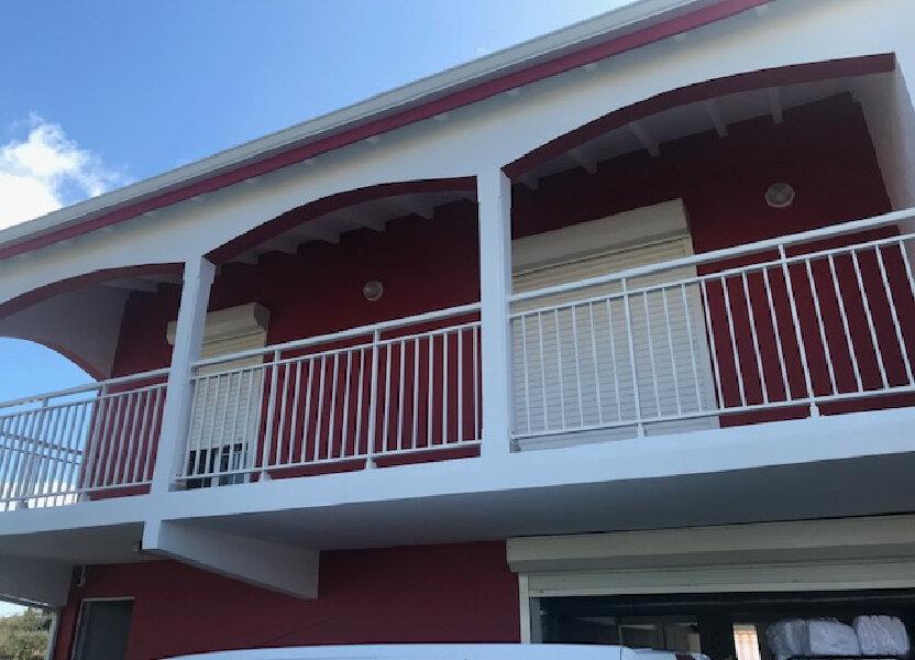 Appartement à louer 73m2 à Le Moule