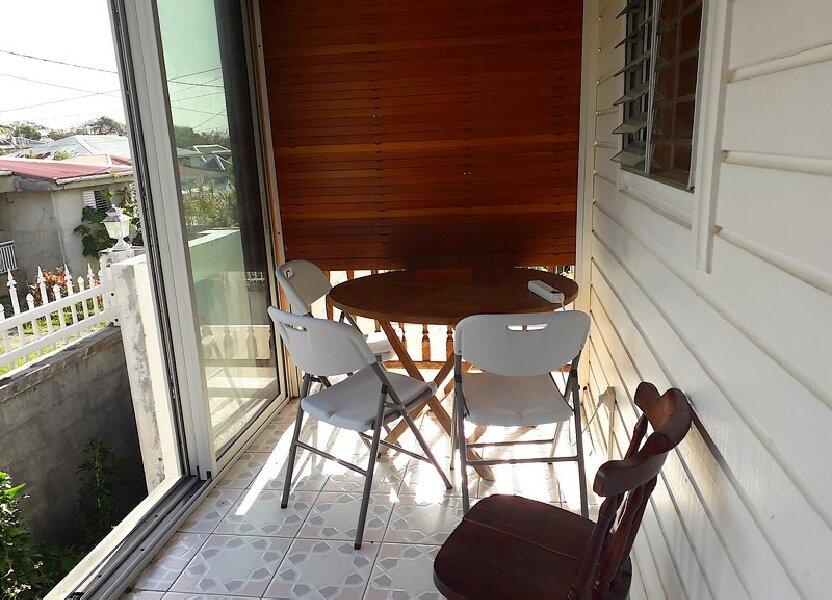 Appartement à louer 32m2 à Sainte-Anne