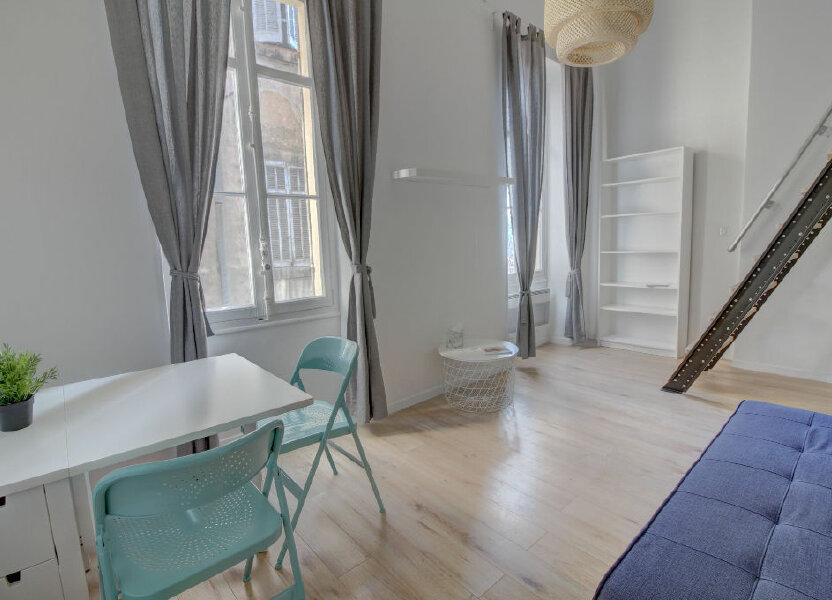 Appartement à louer 37m2 à Marseille 1