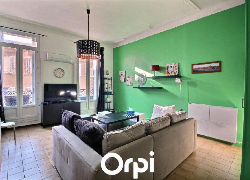 Appartement à louer 39m2 à Marseille 7
