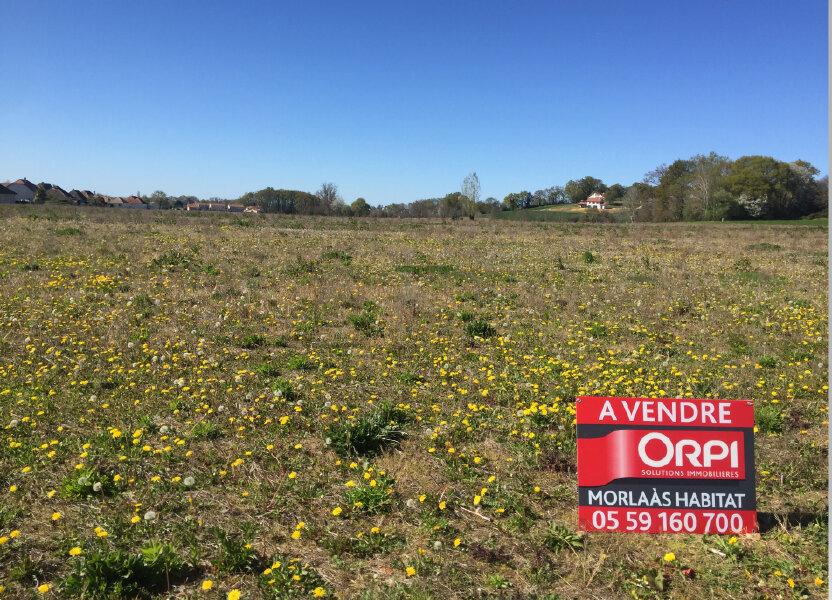 Terrain à vendre 838m2 à Serres-Castet