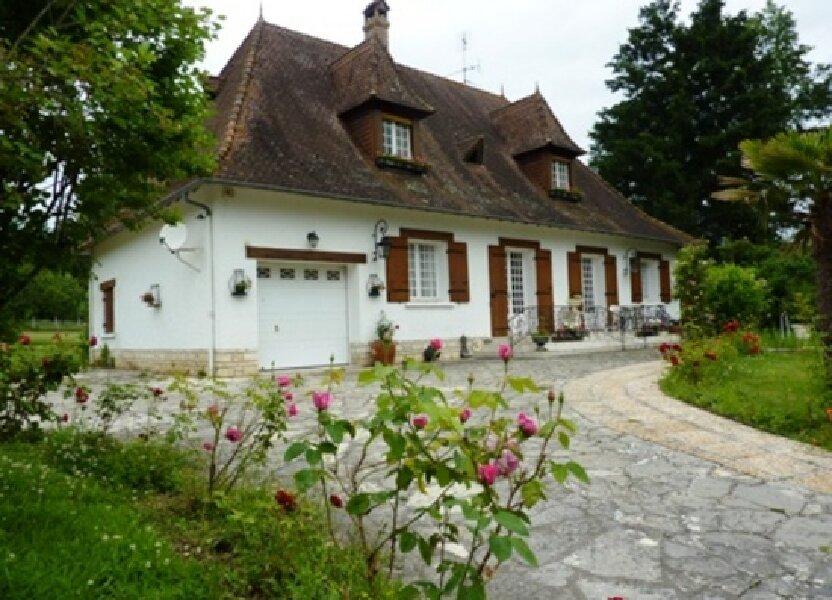 Maison à vendre 182m2 à Saint-Germain-du-Salembre