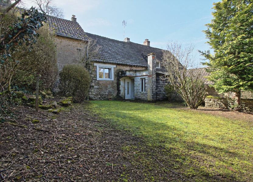 Maison à vendre 91m2 à Saint-Sernin-du-Plain