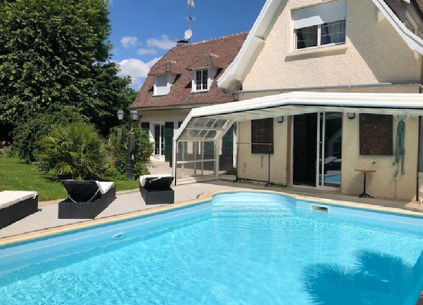 Maison à vendre 190m2 à Boussy-Saint-Antoine