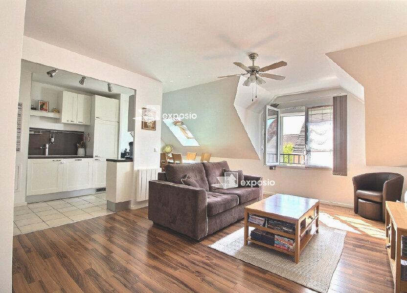 Appartement à vendre 64m2 à Corbeil-Essonnes