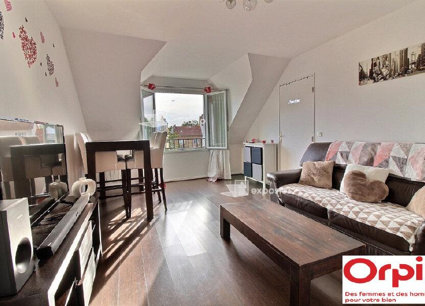 Appartement à vendre 35.65m2 à Corbeil-Essonnes