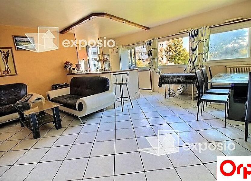 Appartement à vendre 83m2 à Évry