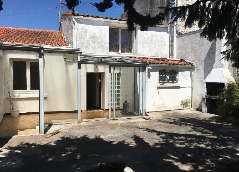 Maison à vendre 140m2 à Bourcefranc-le-Chapus