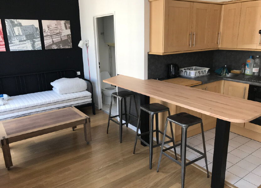 Appartement à louer 20m2 à Roubaix