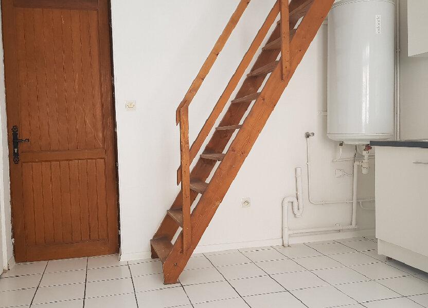 Appartement à louer 25.71m2 à Lille