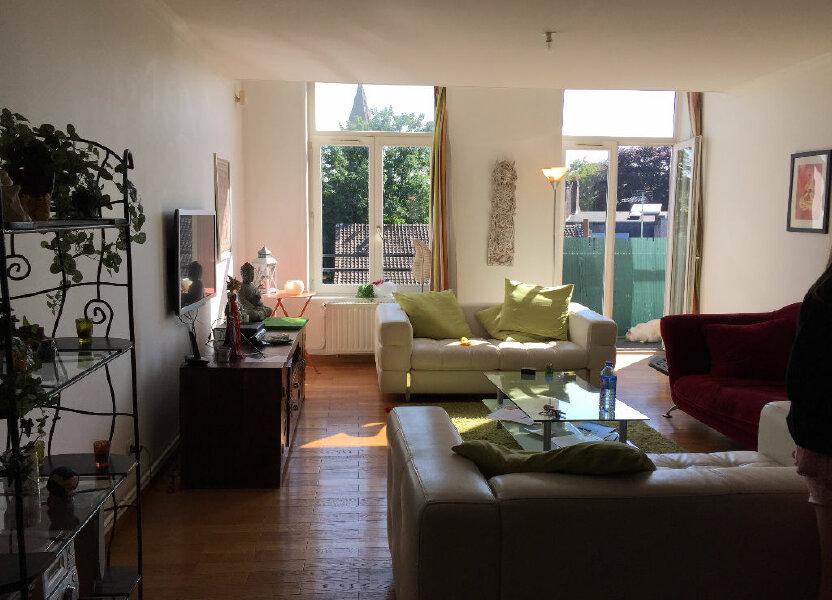 Appartement à louer 100.98m2 à Lille