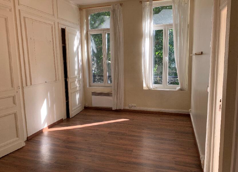 Appartement à louer 34.5m2 à Lille