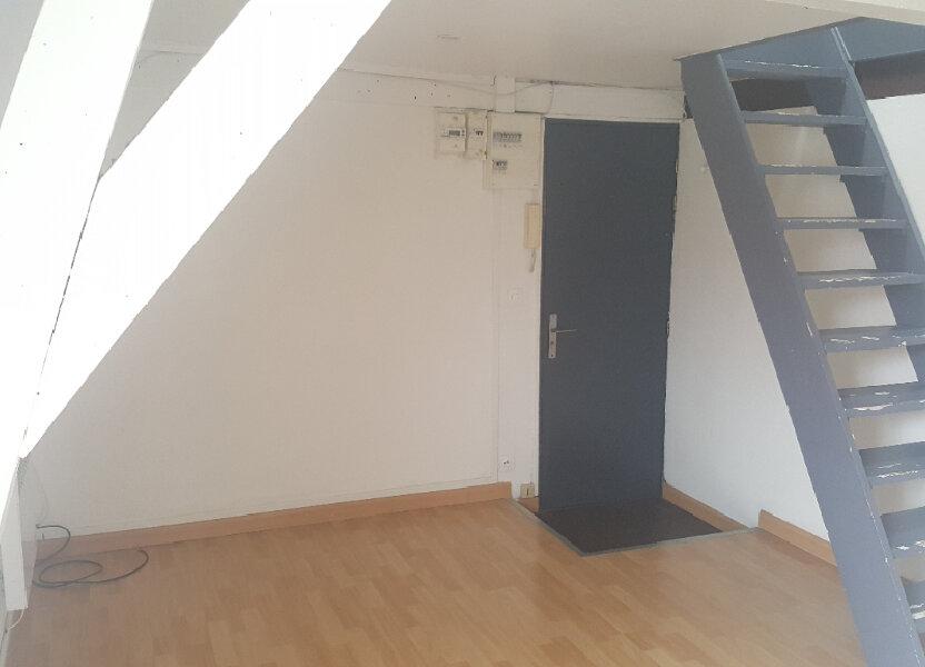 Appartement à louer 15.46m2 à Lille