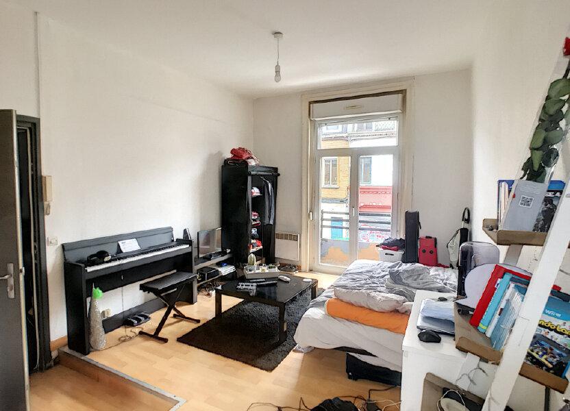 Appartement à louer 21m2 à Lille