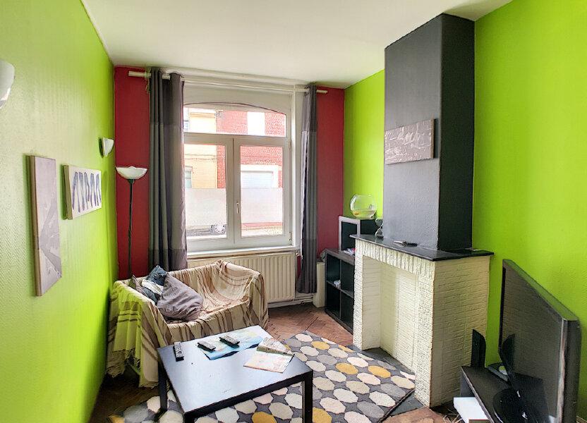 Maison à vendre 95.56m2 à Lille