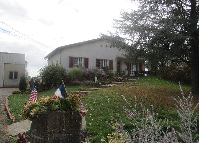 Maison à vendre 110m2 à Montfaucon-d'Argonne