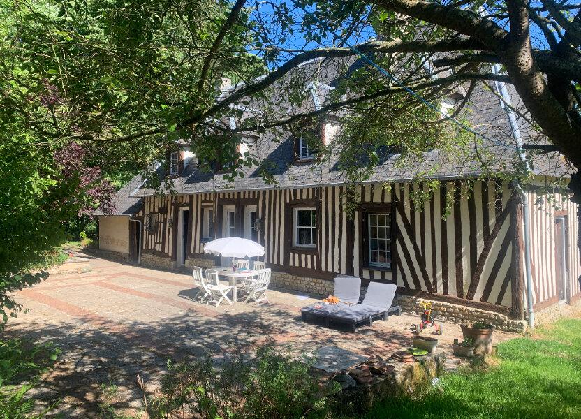 Maison à vendre 290m2 à Saint-Jouin