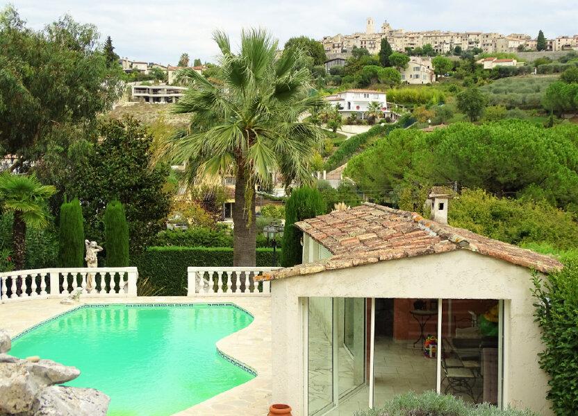 Maison à vendre 125m2 à Saint-Paul-de-Vence