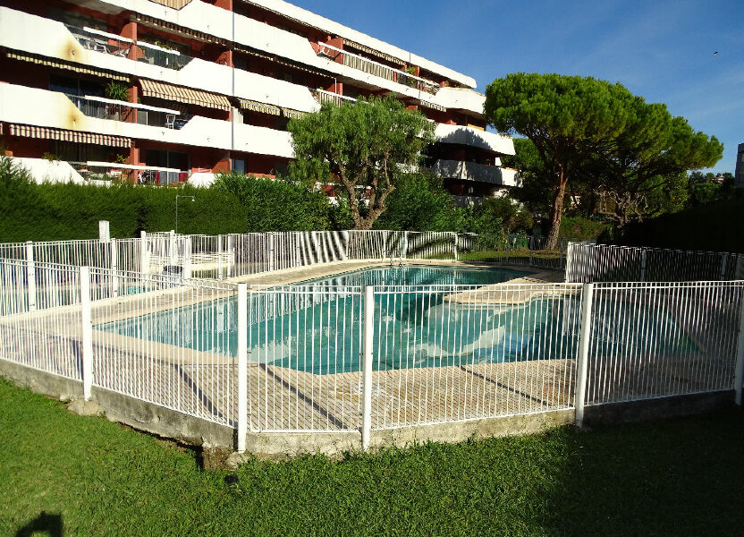 Appartement à vendre 66.62m2 à Cagnes-sur-Mer