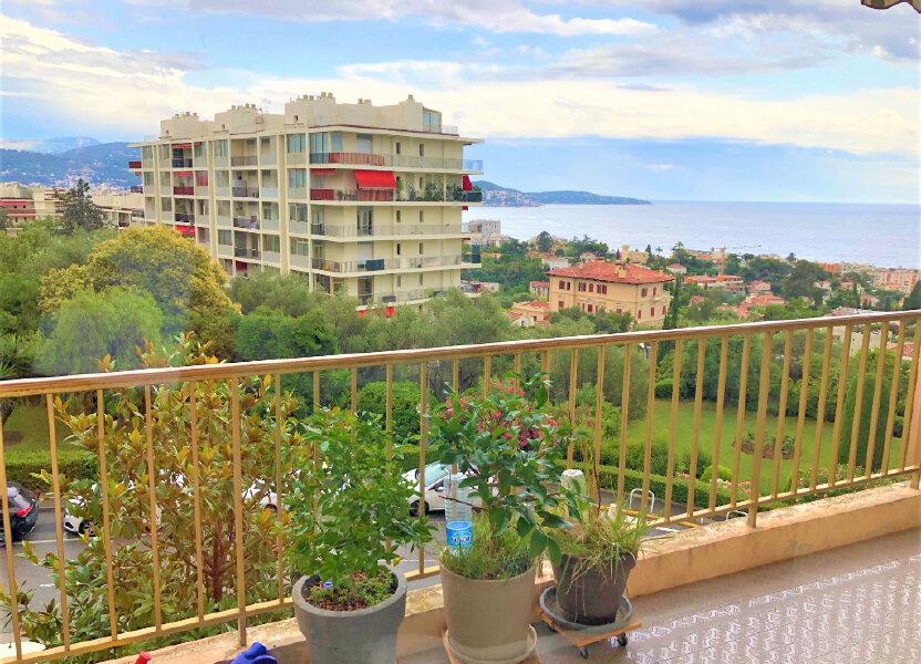 Appartement à vendre 94.67m2 à Nice