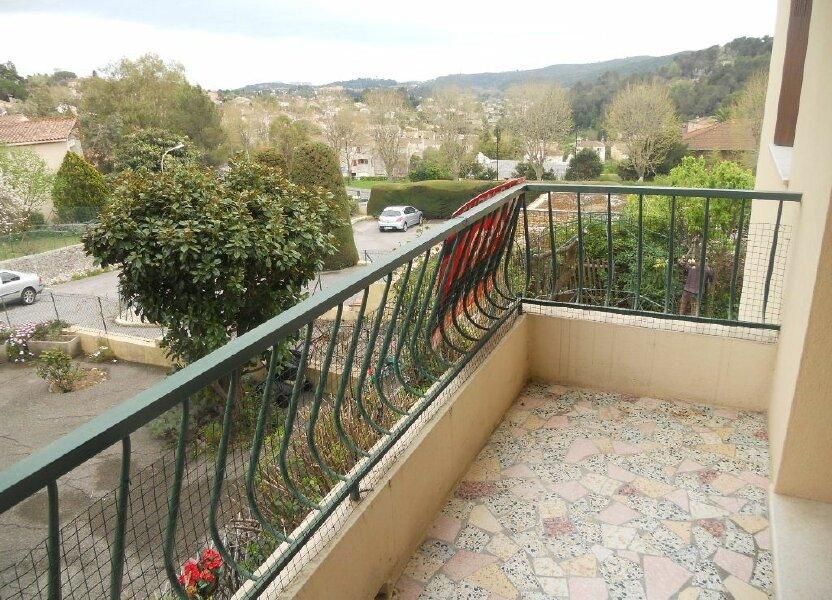 Appartement à louer 61.97m2 à La Colle-sur-Loup