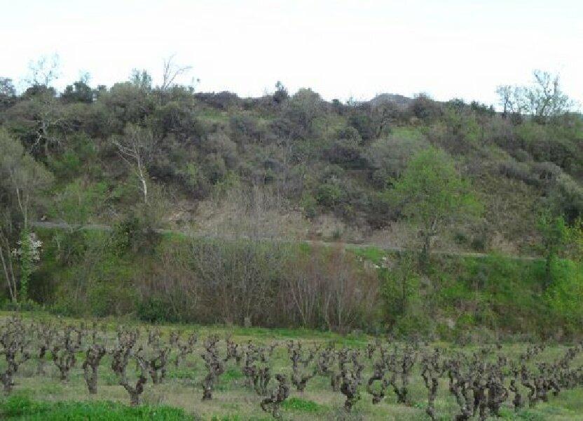 Terrain à vendre 1467m2 à Cascastel-des-Corbières