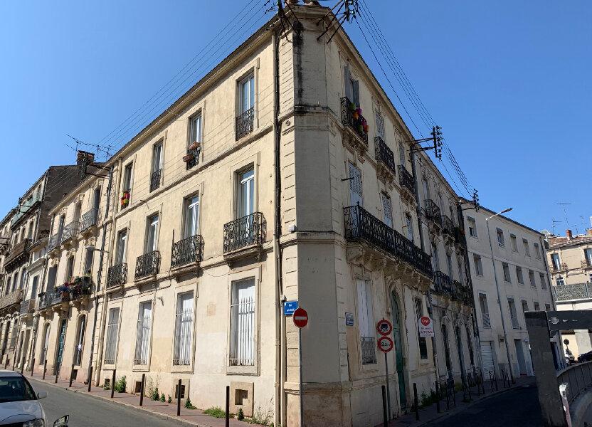 Appartement à louer 30m2 à Montpellier