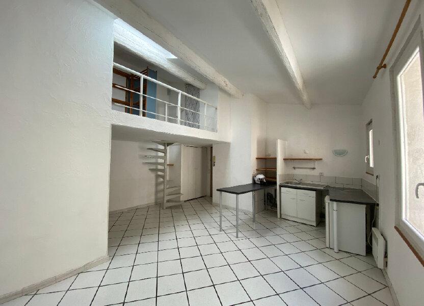 Appartement à louer 38m2 à Montpellier