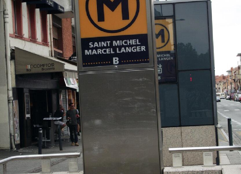 Immeuble à vendre 155m2 à Toulouse
