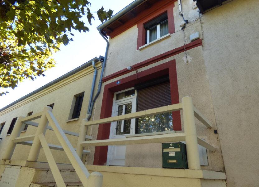 Maison à vendre 54m2 à Villeneuve-Tolosane