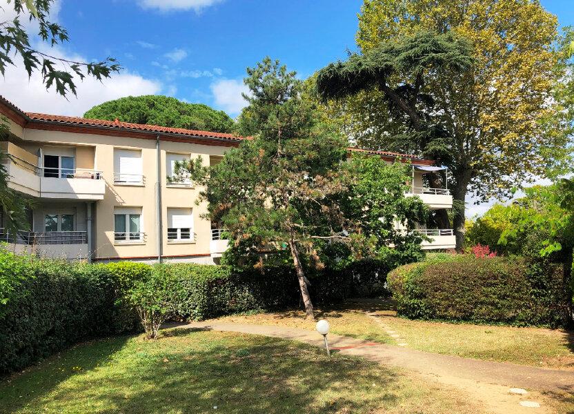 Appartement à louer 30m2 à Tournefeuille