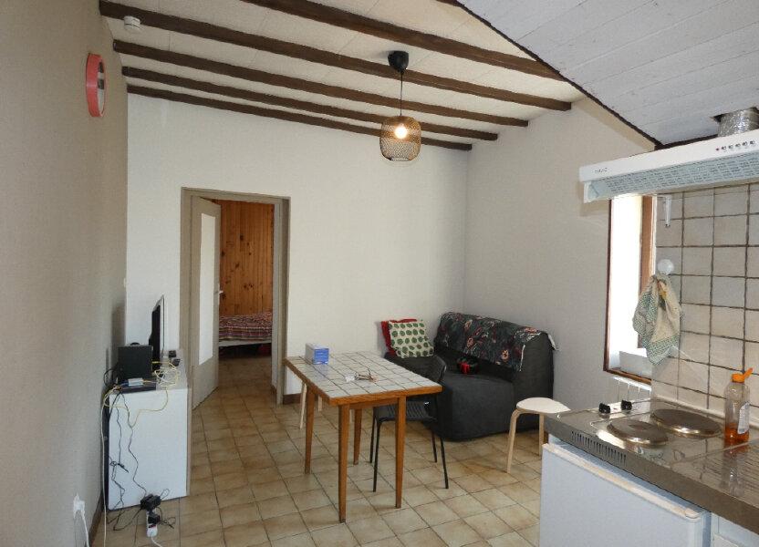 Appartement à louer 25.8m2 à Saint-Genis-Laval