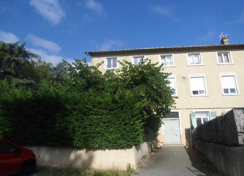 Appartement à louer 35.62m2 à Saint-Genis-Laval