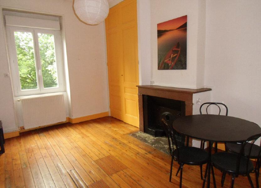 Appartement à louer 35m2 à Saint-Genis-Laval