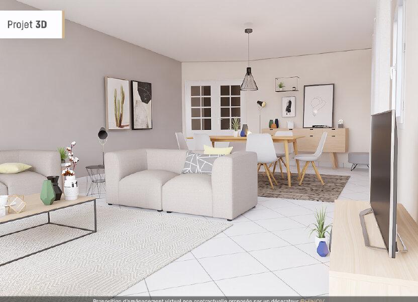 Maison à louer 119m2 à Saint-Genis-Laval