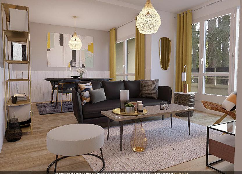 Appartement à vendre 96.07m2 à Saint-Genis-Laval