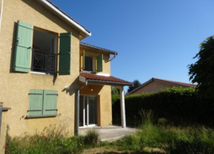 Maison à louer 101m2 à Châtillon-sur-Chalaronne