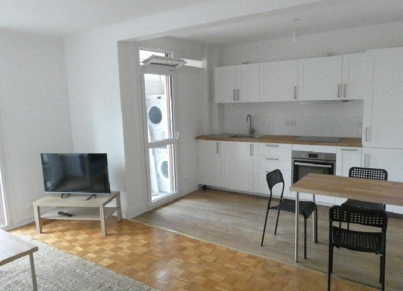 Appartement à louer 72m2 à Saint-Genis-Laval