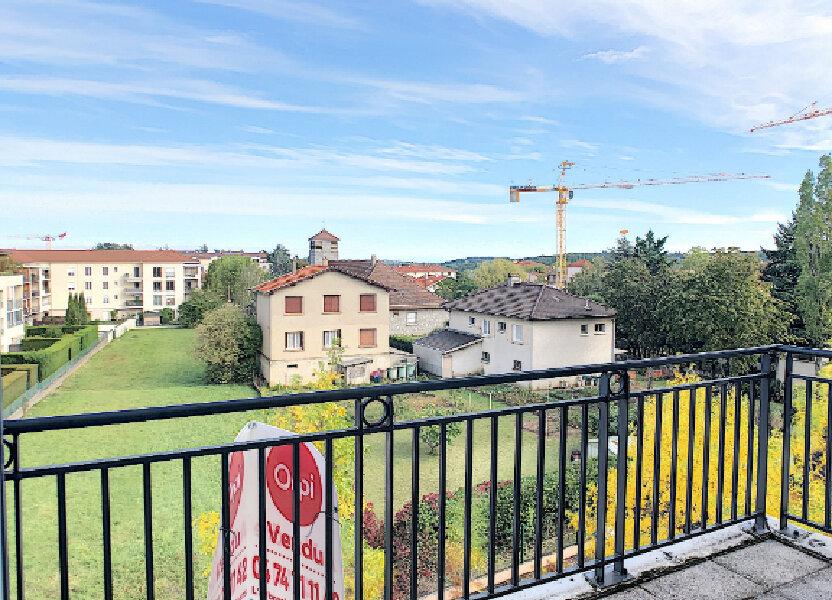 Appartement à vendre 71.27m2 à Craponne
