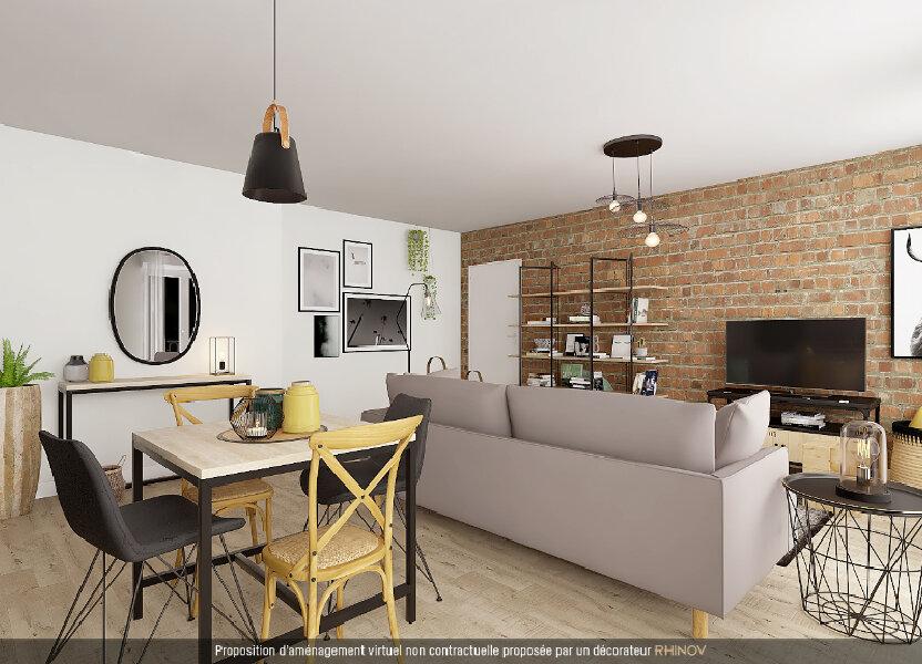 Appartement à vendre 79m2 à Rillieux-la-Pape