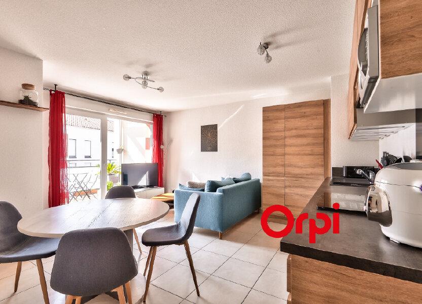 Appartement à vendre 54m2 à Rillieux-la-Pape