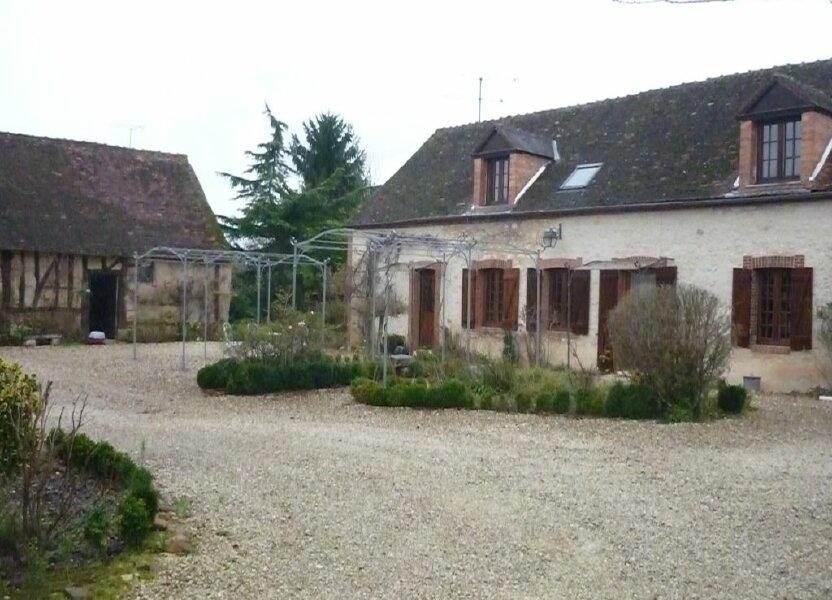 Maison à vendre 190m2 à Chailly-en-Gâtinais