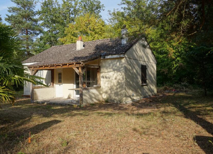 Maison à vendre 58.3m2 à Chailly-en-Gâtinais
