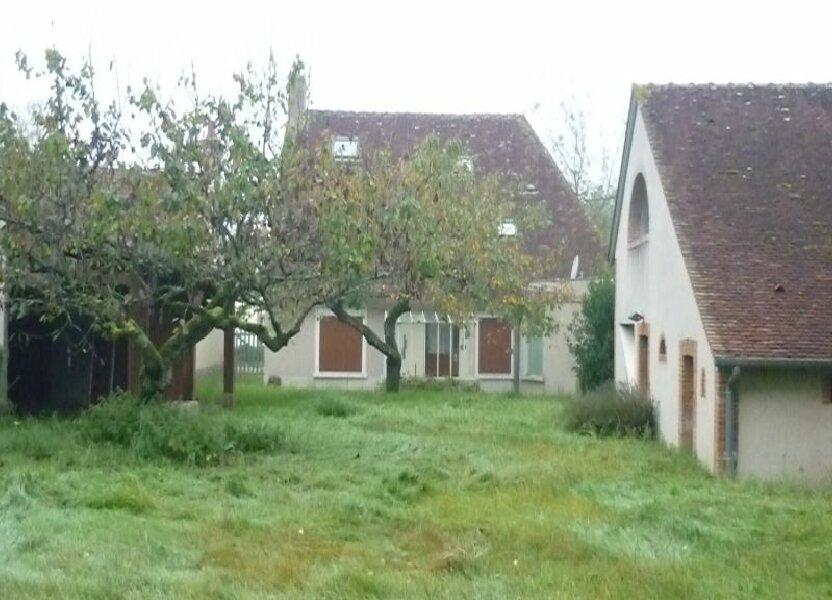 Maison à vendre 157m2 à Vieilles-Maisons-sur-Joudry