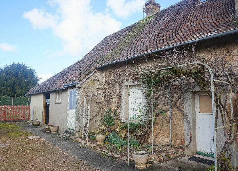 Maison à vendre 96m2 à Châtillon-Coligny