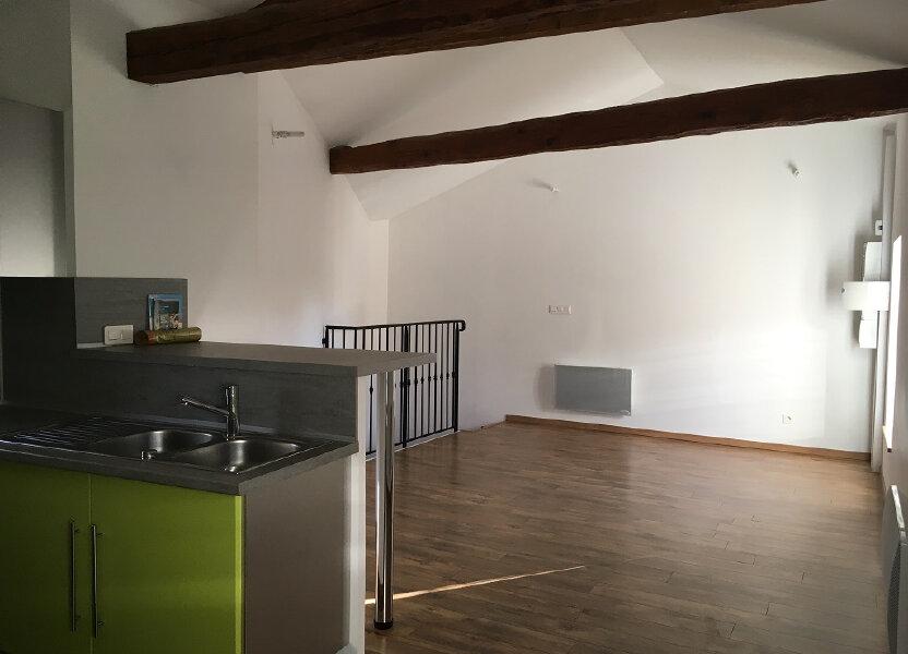 Appartement à louer 44m2 à Lirac