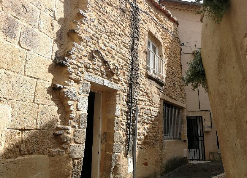 Maison à louer 46m2 à Sernhac