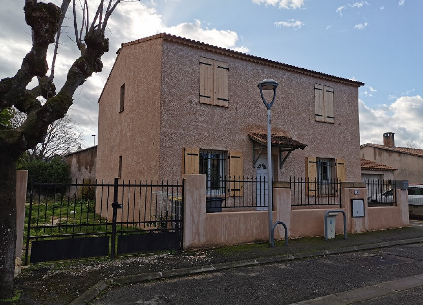 Maison à louer 118m2 à Rochefort-du-Gard
