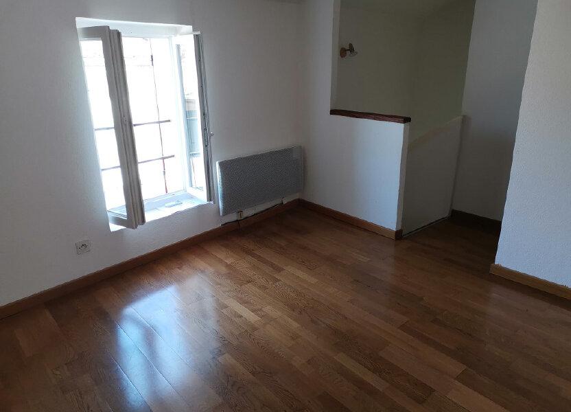 Appartement à louer 34m2 à Rochefort-du-Gard